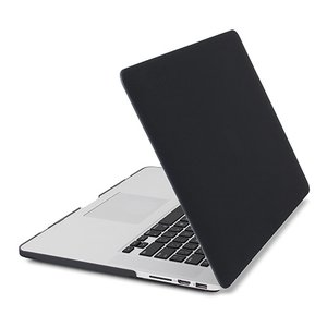 NewerTech NuGuard Snap-On Laptop Cover. Black. For 15-inch MacBook Pro with Retina display.