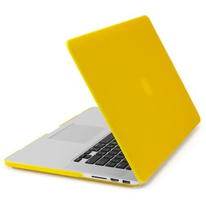 NewerTech NuGuard Snap-On Laptop Cover. Yellow. For 15-inch MacBook Pro with Retina display.