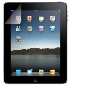 NewerTech NuVue Screen Protector for iPad - Protect your iPad Screen from scratches!
