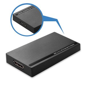 NewerTech USB 3.0 to 4K DisplayPort Video Display Adapter