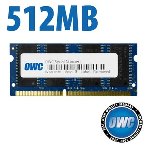 512MB PC100 CL2 2-2-2 LowProfile 1.25 inch (non-stacked)2-2-2 144 pin So-DIMM