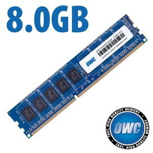 8.0GB DDR3 ECC PC10600 1333MHz SDRAM ECC for Mac Pro & Xserve 'Nehalem' & 'Westmere' models