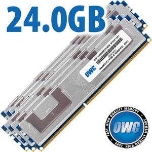 24.0GB (6x 4GB) DDR3 ECC PC10600 1333MHz SDRAM ECC for Mac Pro 'Nehalem' & 'Westmere' models