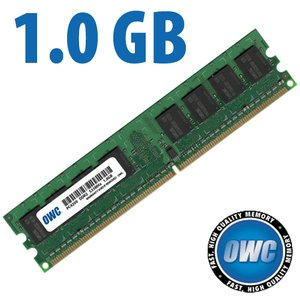 1.0GB (1024MB) PC4200 DDR2 533MHz 240 Pin DIMM