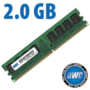 2.0GB PC4200 ECC DDR2 240 Pin 533MHz DIMM Modules