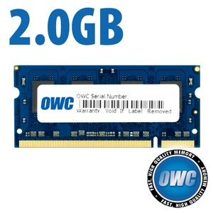 2.0GB PC-5300 DDR2 667MHz SO-DIMM 200 Pin Memory Upgrade Module