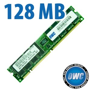 128MB 168 Pin Mac 5V DIMM 60NS 4K FPM non-EDO