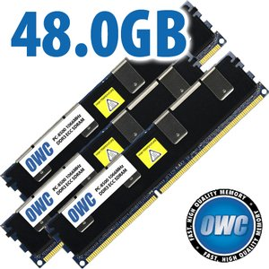 48.0GB Mac Pro / Xserve 2009 Memory Matched Set (3x 16GB) PC-8500 1066MHz DDR3 ECC SDRAM Modules