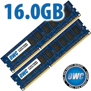 16.0GB Mac Pro / Xserve 2009 Memory Matched Set (2x 8GB) PC-8500 1066MHz DDR3 ECC SDRAM Modules