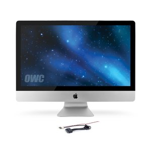 "OWC HDD Compatibility for all Apple 2009-2010 iMac 21.5"" and 27"" Models with SMC Compatibility."