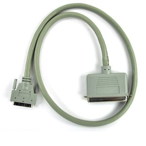 "0.9 Meter (36"") OWC SCSI Cable Ultra 68 Pin - Centronics 50 Pin Male/Male 3Ft. High Quality Cable"