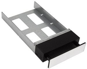 Spare drive tray for the OWC Mercury Rack Pro Multi-Interface. Add your own drive.