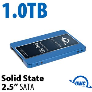 1.0TB Mercury EXTREME Pro 6G 2.5-inch 7mm SATA 6.0Gb/s Solid-State Drive