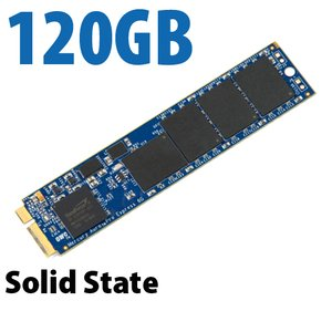 120GB OWC Aura 6G Solid-State Drive for 2012 MacBook Air