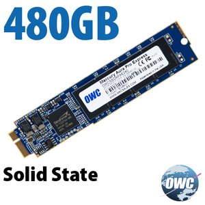 480GB OWC Aura Pro 6G Solid-State Drive for 2010-2011 MacBook Air