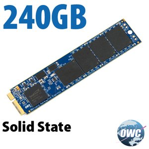 240GB OWC Aura Pro 6G Solid-State Drive for 2012 MacBook Air