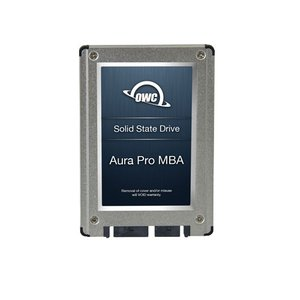 (*) 240GB OWC Mercury Aura Pro MBA Solid State Drive for MacBook Air 2008/2009 Edition.