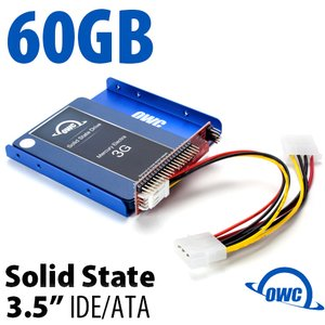 60GB OWC Mercury Pro Legacy 3.5-inch IDE/ATA Solid-State Drive Kit