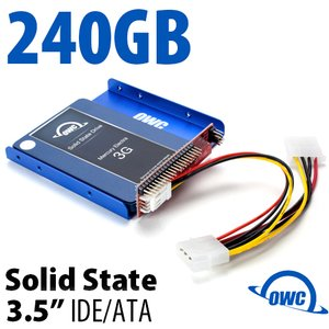 240GB OWC Mercury Pro Legacy 3.5-inch IDE/ATA Solid-State Drive Kit