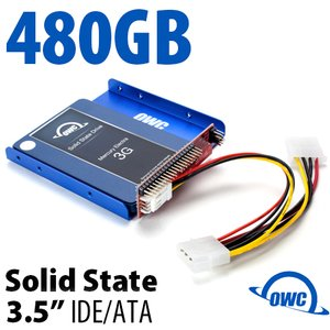 480GB OWC Mercury Pro Legacy 3.5-inch IDE/ATA Solid-State Drive Kit