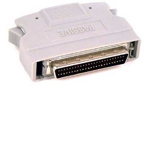Micro DB50 Male singled ended SCSI Passive External Terminator