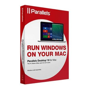 Parallels Desktop 10 for Mac - Use Windows Applications alongside your Mac Apps!