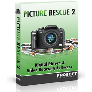 Prosoft Engineering Picture Rescue 2 Digital Picture & Video Recovery Software. Digital Download.