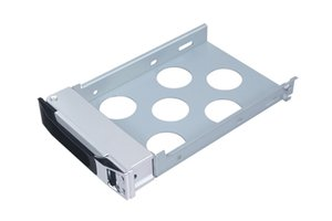 Sans Digital Spare Removable Tray for TowerRAID Series enclosures. Black & Chrome.