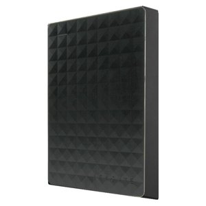 (*) Seagate Expansion Portable 2.5-inch SATA HDD Enclosure. Black Diamond Pattern