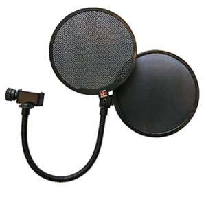 sE Electronics Dual Pro Pop Screen - Professional Studio Pop Screen