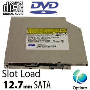 Sony Optiarc 8X 12.7mm Serial ATA (SATA) Internal DVD/DVD Dual-Layer/CD Reader & Writer. New/unused.