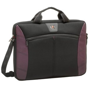 "SwissGear SHERPA Slimcase / Brief Tote for up to 15"" Laptops"