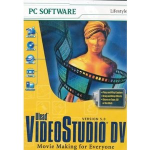 Ulead Video Studio DV Version 5.0 for Microsoft Windows systems