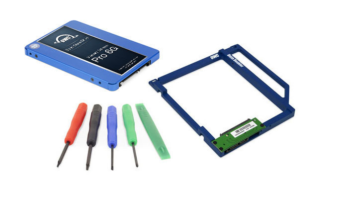 OWC Internal SSD DIY Kit