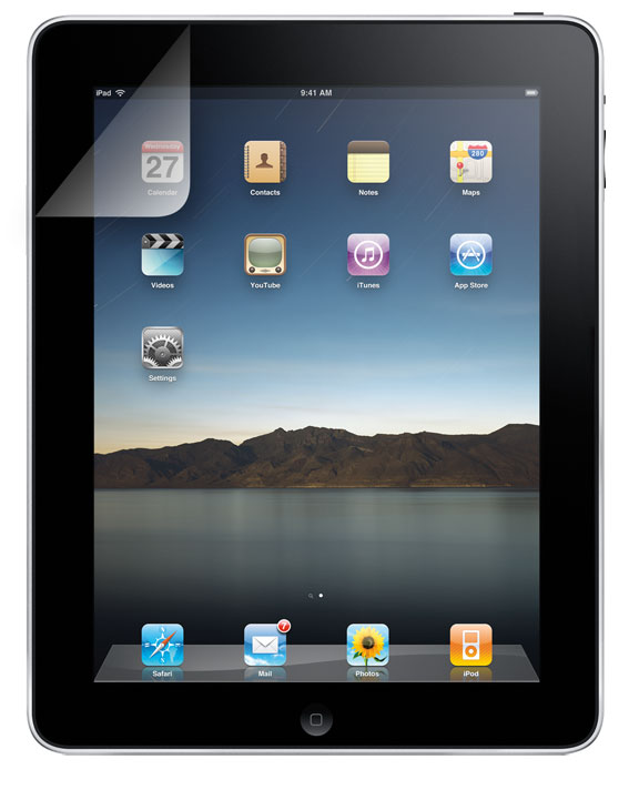 NewerTech NuVue for iPad