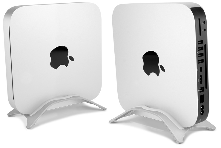 NewerTech NuStand Alloy for Apple Mac mini