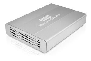 Mercury Elite Pro mini USB3.0 External Hard Drive Enclosure