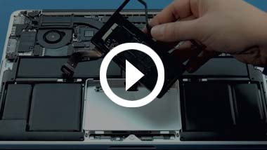 SSD Install Video for 13-inch MacBook Pro Retina (Late 2012, Early 2013)