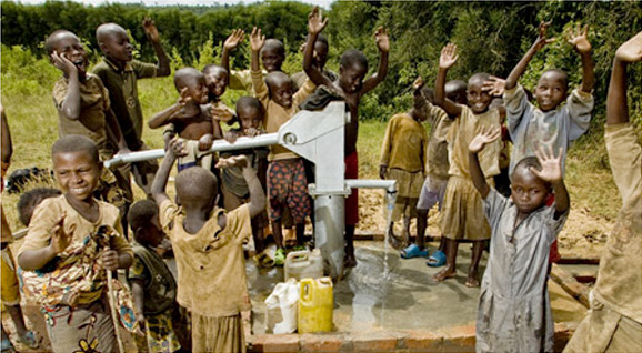 Charity Water Donation