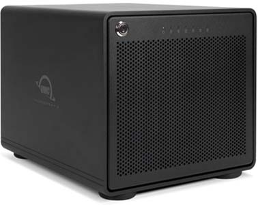 OWC ThunderBay 6 with Thunderbolt 3