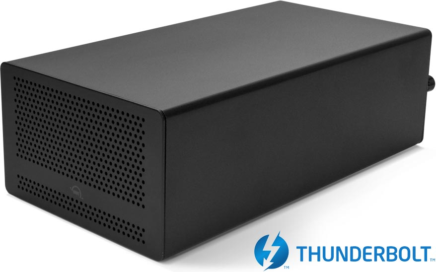 Helios 3 PCIe Thunderbolt 3 Expansion Chassis