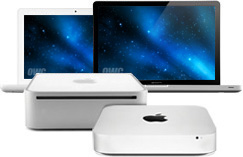 Macbook, Macbook Pro, Mac mini Data Doubler