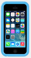 Blue KX Case for iPhone 5C