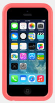 Pink KX Case for iPhone 5C
