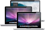 MacBook Pro 13, 15, 17 inch Unibody