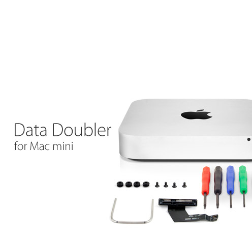 Data Doubler for Mac mini 2011-Current