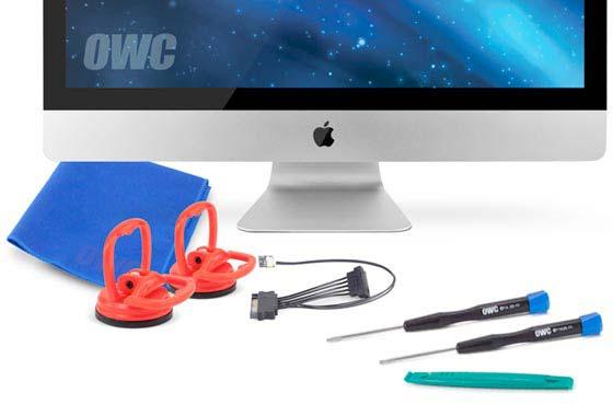 OWC DIY Drive Upgrade/Install Kits for Apple iMac Models