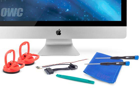 HDD Upgrade Kit for 2009 and 2010 iMac