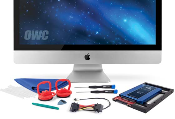iMac SSD Upgrade Kit