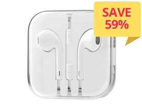 Apple EarPods with Remote and Mic for iPhone/iPod